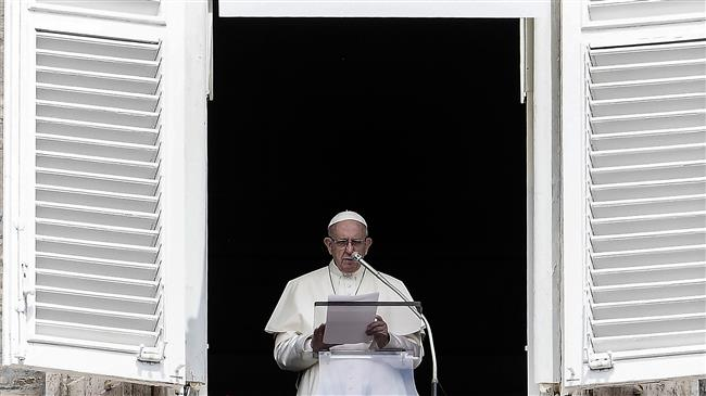 Pope Francis gets stuck in elevator in Vatican for 25 minutes