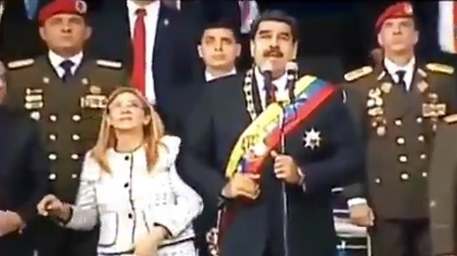 Venezuela's Maduro survives 'drone assassination' attempt, blames Colombia