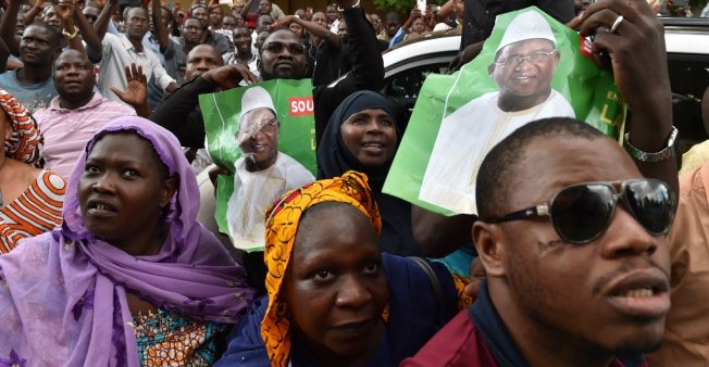 Mali opposition leader rejects election result as counting underway