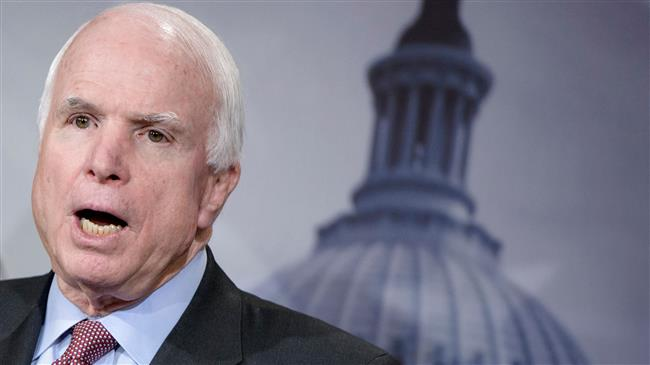 US Senator John McCain dies age 81 after battle with brain cancer