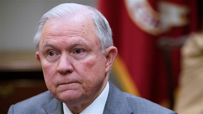 US attorney general slams President Trump