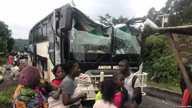 Southern Cameroons War: Restoration Forces Attack Buses in the Northern Zone