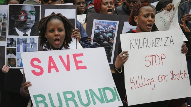 Burundi Under Fire for Expelling UN Human Rights Team
