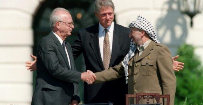 US loses role as Mideast peace mediator
