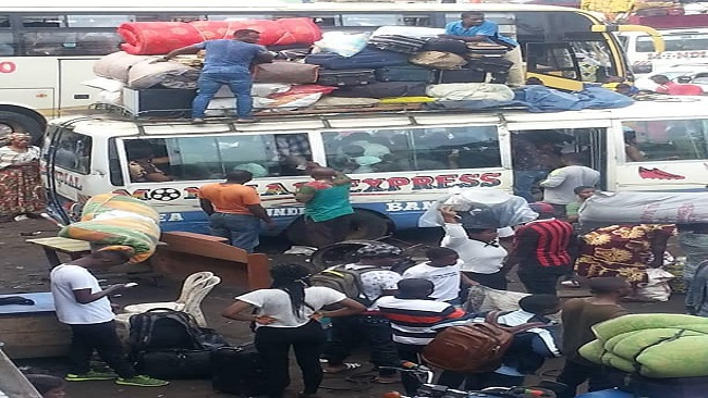 Cameroon's displaced thousands fear disenfranchisement