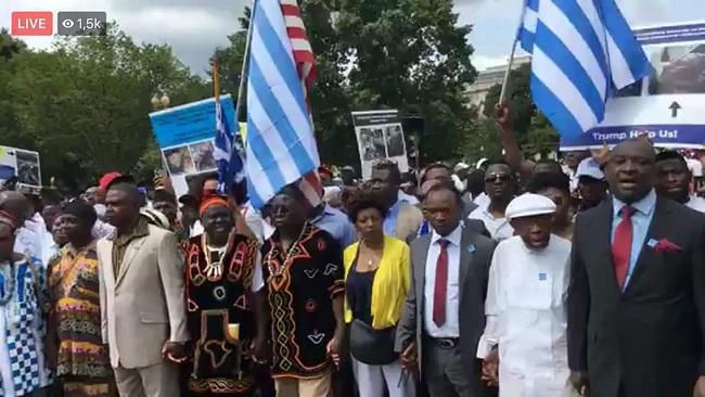 Federal Republic of Ambazonia: Frontline leaders? Ambazonians beware