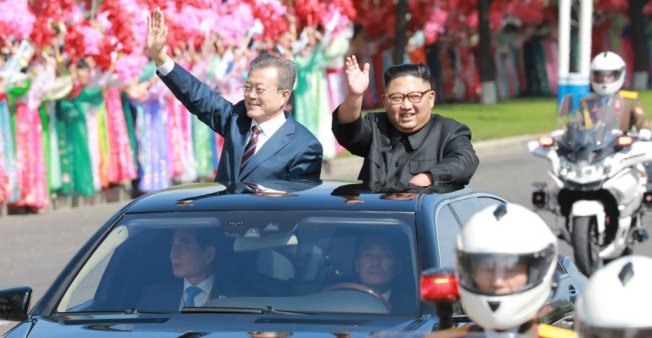 North Korea says will dismantle nuclear test sites, allow inspectors