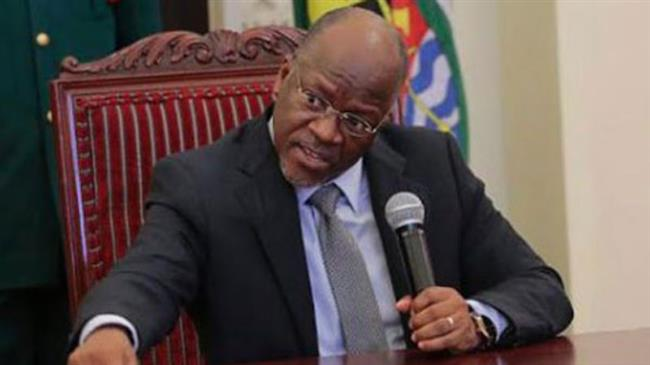 Tanzanian president seeks end to birth control
