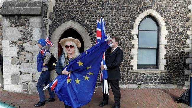 UK: Prime Minister May opponents launch nation-wide campaign to discard Brexit plan