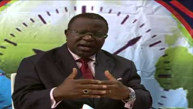 Cameroon's Presidential Poll: Prof. Elvis Ngolle Ngolle is bitter