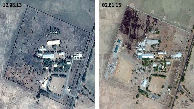 Francophone soldiers tortured and killed prisoners at base used for US drone surveillance