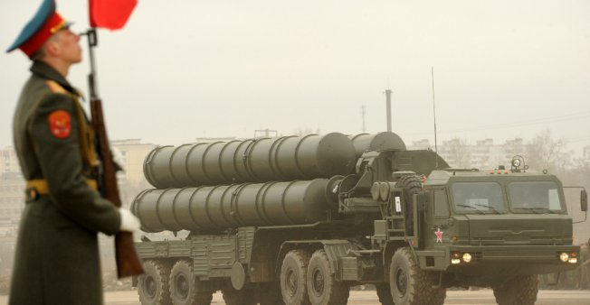 Russia vows to provide Syria with S-300 missile defence system