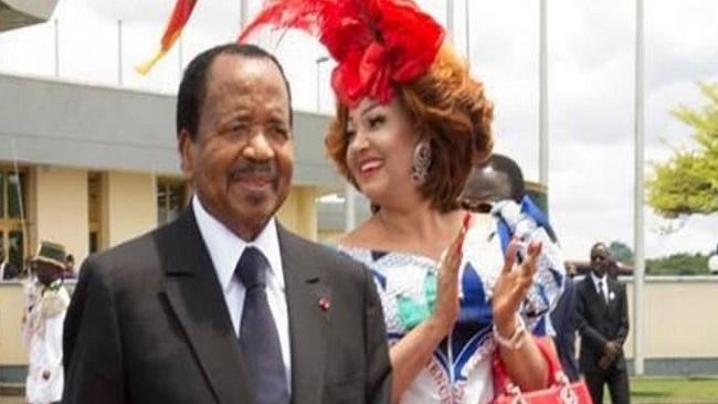 Yaounde denounces diaspora's hostility towards Biya and wife in Switzerland