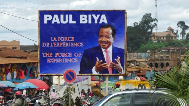 The First Butcher of Yaounde Seeking Seventh Term