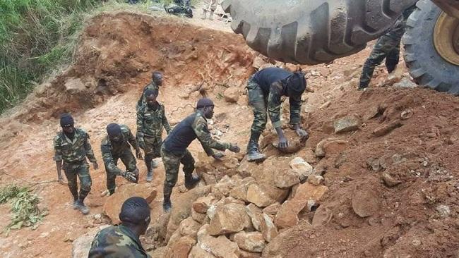 Southern Cameroons Genocide: Biya regime erasing evidence