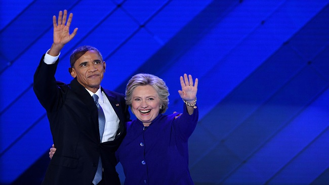 Suspect packages intercepted at Clinton and Obama homes, CNN studios