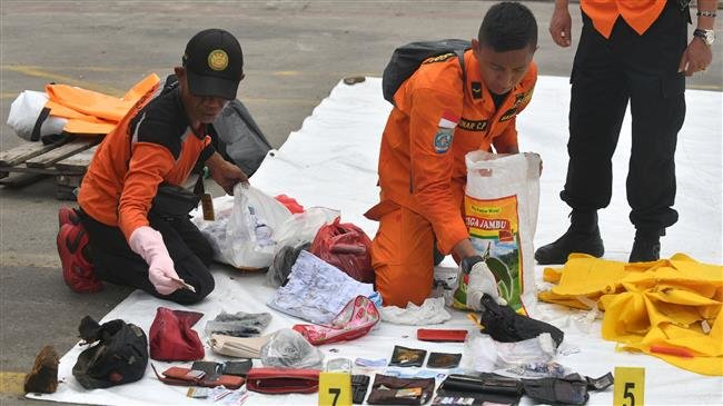 Indonesia Plane Crash: Divers scour Java Sea in recovery mission