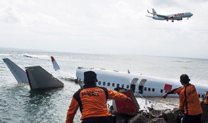 All 189 on board crashed Indonesian plane likely dead