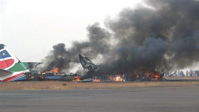 Sudan: Collision between army planes injures 8