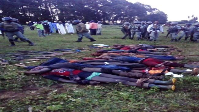 Southern Cameroons War : Military says 30 Ambazonia fighters killed in fighting