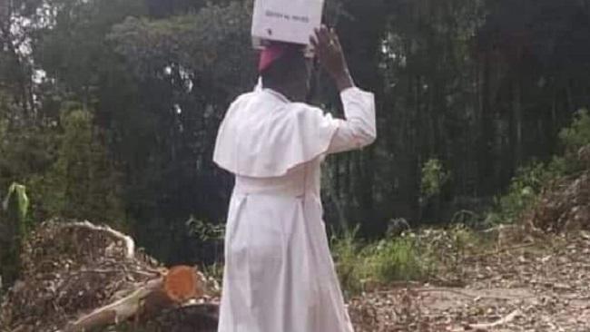 Ambazonia: Abducted Catholic bishop regains freedom