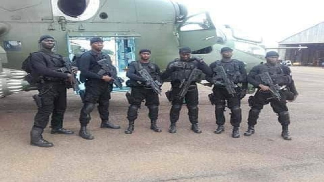 Southern Cameroons War: Military says it kills at least 43 Ambazonian fighters