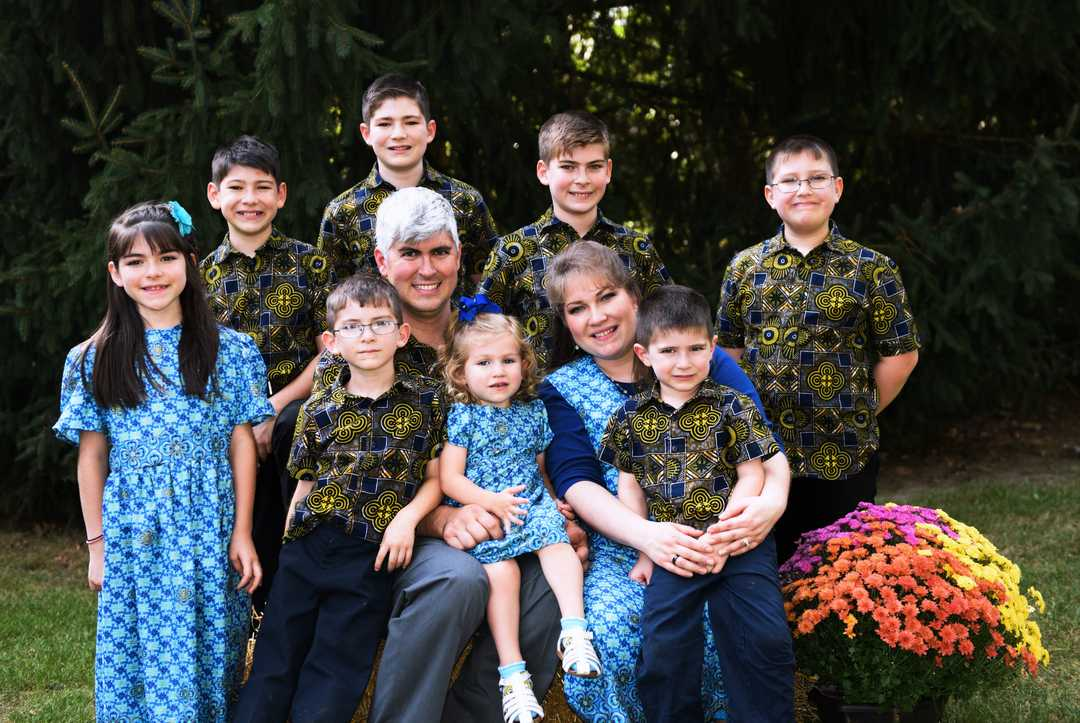 Indiana family to return home after missionary father shot, killed in S. Cameroons