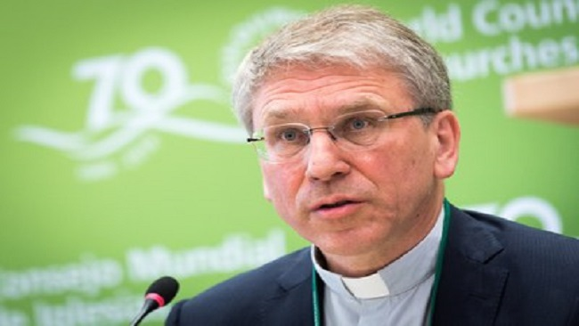 World Council of Churches condemns killing of Catholic priests in Cameroon and S.Sudan