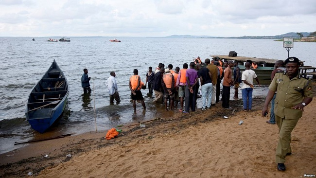 Uganda Boat Accident Death Toll Climbs to 31