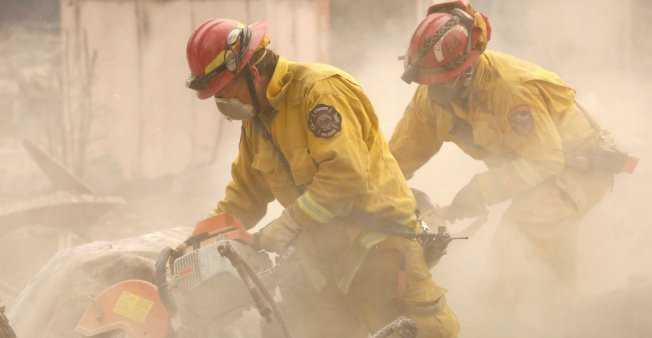 California Wildfire: Number of missing soars to over 600