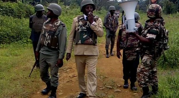 Southern Cameroons Crisis: 6 Divisional Delegates in Amba protective custody
