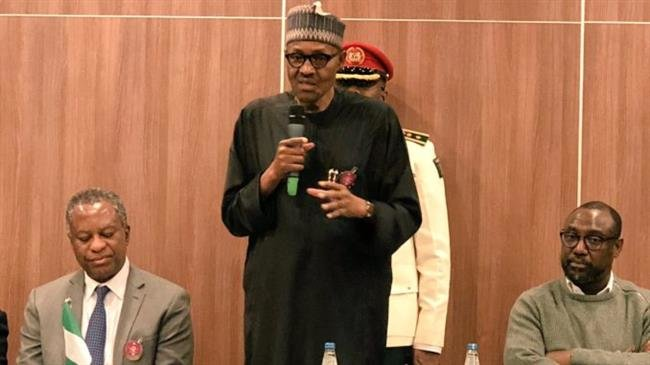 US travel ban: Nigeria's Buhari to comply with Trump's new visa rules