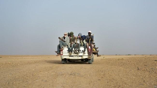 Thousands of African Migrants Die Crossing Sahara Desert
