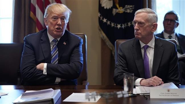 US: Pentagon chief Mattis announces resignation, citing differences with Trump