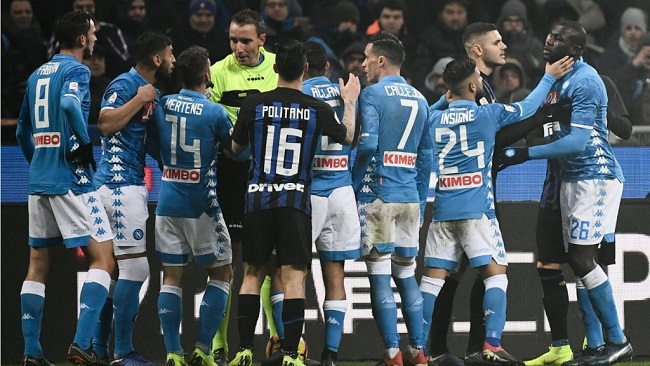 Coronavirus Outbreak: Italy sports minister calls for 'immediate' halt to Serie A