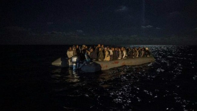 At least 39 die as two refugee boats sink off Tunisia