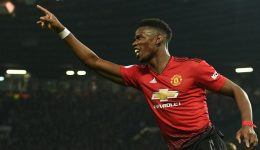 Premier League: Man United slam racist attack on Pogba after penalty miss