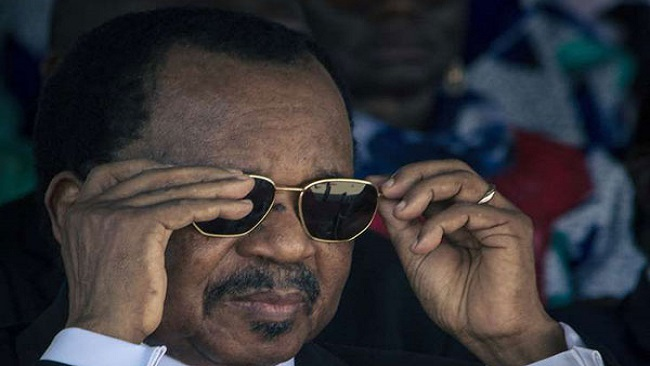 Biya Francophone regime accused of 'decapitating' opposition party