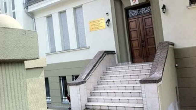 Germany: Protesters occupy Cameroon's embassy in Berlin