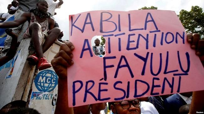 DR Congo President Tshisekedi announces he is quitting 'Kabila coalition'