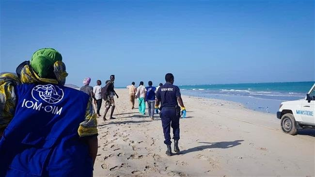 130 feared dead after two boats sink off Djibouti