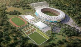 Douala to host CAF Champions League final