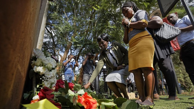 Kenya Reopens DusitD2 Hotel, One Week after Deadly Attack