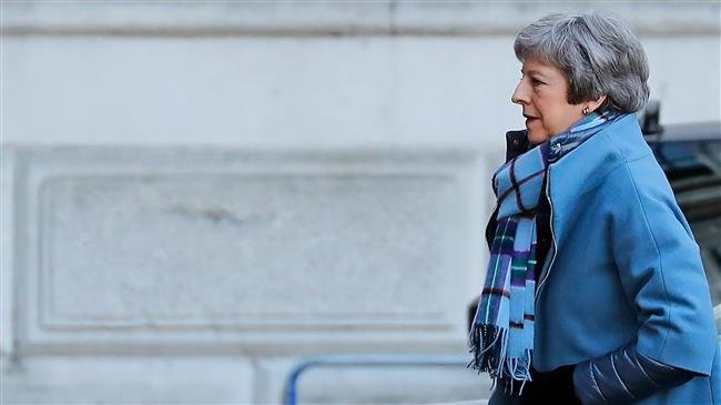 UK PM to give parliament a second chance to approve her Brexit deal