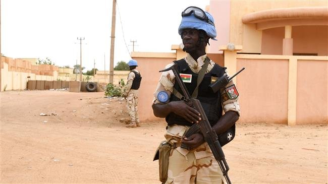 UN condemns 'vile' killing of 8 peacekeepers in Mali