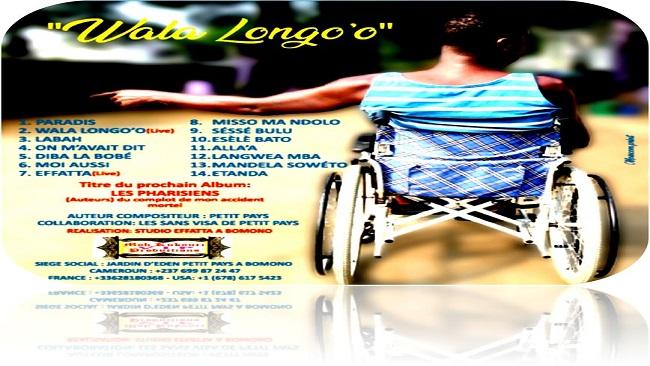 "Petit Pays releases new album-""Wala Longo'o"""