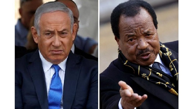 """Yaounde apologises for """"anti-Semitic"""" comments"""
