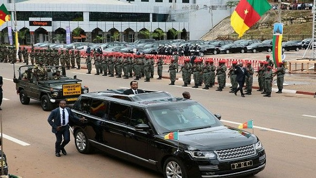 Growing Opposition to President Paul Biya
