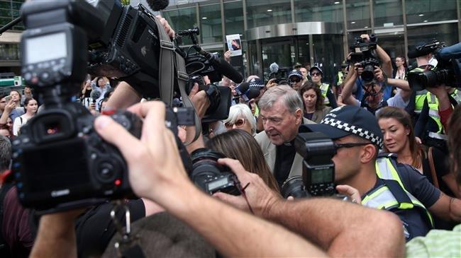 Senior Catholic cardinal convicted of abuse in Australia