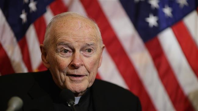 Former US Cardinal McCarrick defrocked for sex crimes